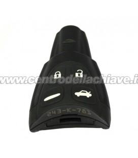 4 button telecomando Saab - 12783781