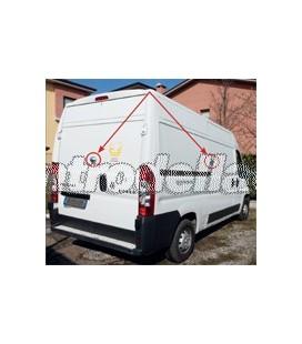lucchetti per furgoni Van Lock 2xKA