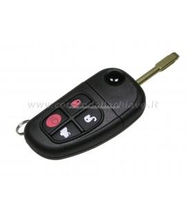 Chiave a scatto con telecomando Jaguar non originale