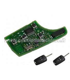 scheda elettronica radiocomando/transponder buick/opel/chevrolet