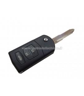 chiave/telecomando 3 tasti Mazda