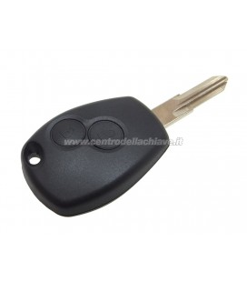 chiave/telecomando 2 tasti Dacia