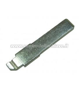 lama chiave per telecomandi fiat/lancia/abarth/alfa romeo 45.43 MM