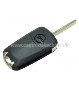 guscio telecomando Opel Corsa/Astra 2 tasti
