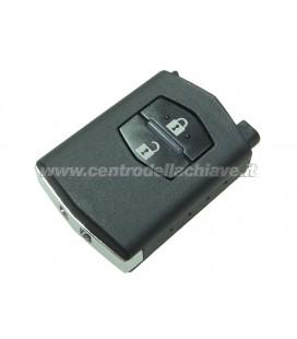 telecomando Mazda 2 tasti