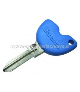chiave moto Piaggio Vespa con transponder