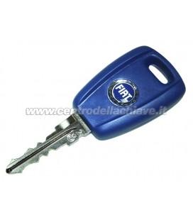 chiave/telecomando 1 tasto Fiat Punto 2