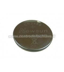 pila al litio CR2450