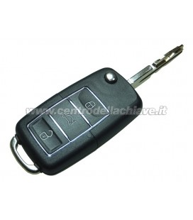 chiave/telecomando 3 tasti BMW - HU58
