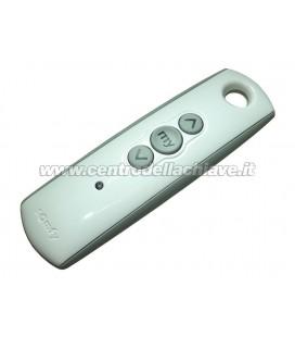 telecomando Key Automation PLAY 4 tasti 433 MHz Rolling Code