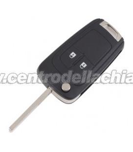 chiave/telecomando 2 tasti Chevrolet Orlando/Trax - 13504196