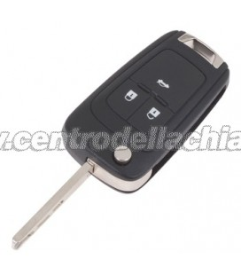 chiave/telecomando 3 tasti Chevrolet Cruze - 13504197