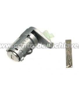 serratura porta destra (codifica casuale) con una chiave inclusa Peugeot 307 - 9170R7
