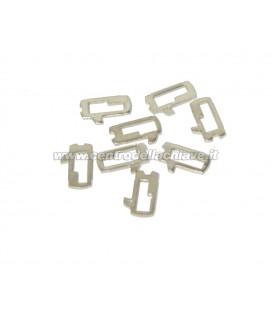 Lamelle di ricambio per serrature Ford - HU101