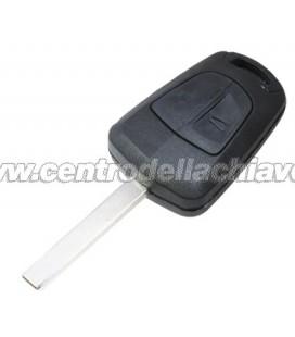 guscio chiave fissa 2 tasti Opel