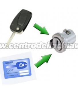 unificazione cilindro serratura- tipo 1