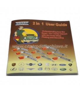 Manuale tecnico per smontaggio e montaggio serrature