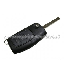 not original flip key/remote control 3 buttons Ford - HU101 - ID63