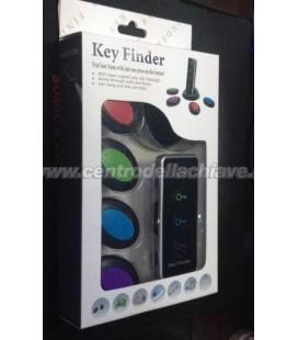 kit cerca chiavi con telecomando