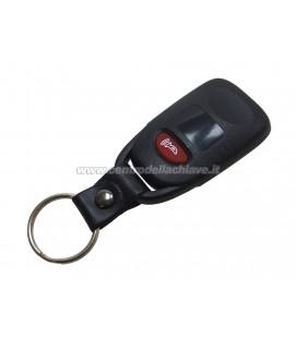guscio 3+1 tasti per telecomando a distanza Hyundai/Kia
