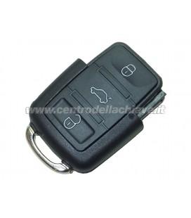 telecomando 3 tasti Volkswagen/Seat/Skoda (non originale) - 1J0959753DA/AH