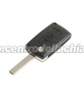 chiave/telecomando 3 tasti Peugeot 407 - 649096 - 9170X3