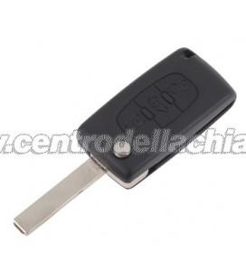 chiave/telecomando 3 tasti Peugeot Expert/Tepee - 6490AF - 6554AG