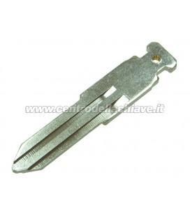 lama chiave ad innesto NSN11 per chiavi Nissan