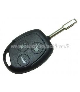 chiave/telecomando nero 3 tasti Ford non originale - FO21 - ID63