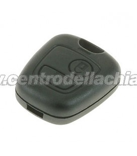 remote control 2 buttons Citroen C2/C3 - 6554RE