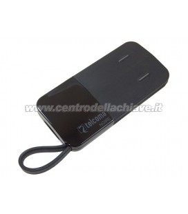 telecomando Telcoma NOIRE 2E 2 tasti 433 MHz Rolling Code