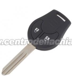 chiave/telecomando originale Nissan 2 tasti - H05613HN0A - H05613VU0A