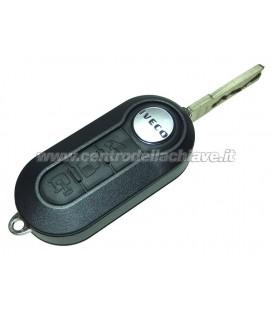 chiave/telecomando 1 tasto Fiat Punto 2 - GT15R