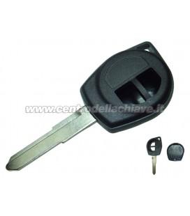 guscio 2 tasti Suzuki - Opel - Fiat - Nissan - Subaru - HU87R