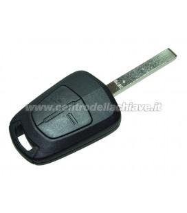 chiave/telecomando 2 tasti Opel Meriva/Combo/Corsa C