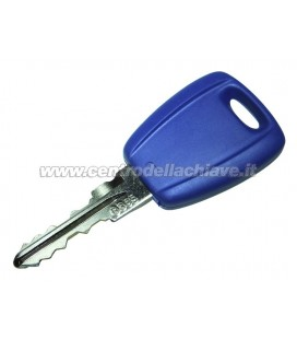 chiave Fiat Punto 2 - GT15R