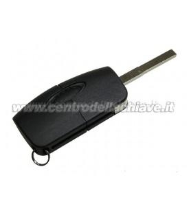 not original flip key/remote control 3 buttons Ford - HU101 - ID63