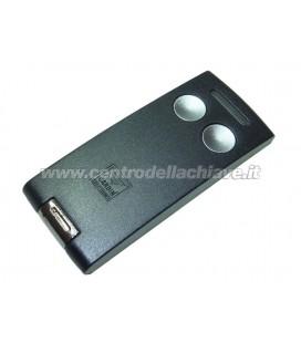 telecomando Cardin C/TXQ504C2 2 tasti 433 MHz Rolling Code