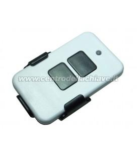 telecomando Acm TX2 2 tasti 433 MHz Rolling Code