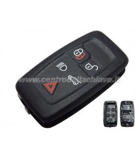 guscio chiave di prossimità 5 tasti Land Rover