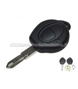 guscio chiave Pugeot 206 - NE73