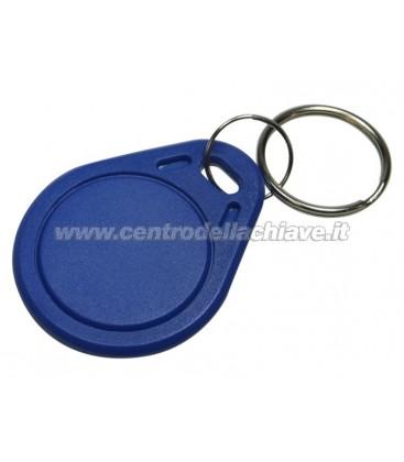 chiavetta di prossimità RFID - BLU