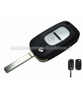 guscio 2 tasti per Renault Clio 3/Modus - VA2