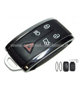 guscio 5 tasti per Jaguar XF/Land Rover - C2P17156
