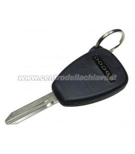 chiave/telecomando 2 tasti per Dodge Caliber - 5191940AB, 68001706AB