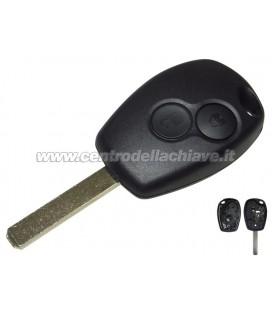 guscio 2 tasti chiave Renault/Dacia - VA2