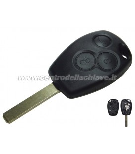 guscio 3 tasti chiave Renault/Dacia - VA2