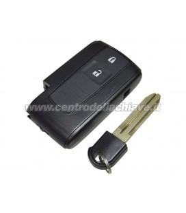 telecomando a slot 2 tasti per Toyota Corolla/Corolla Verso