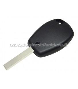 guscio telecomando Renault/Dacia 2 tasti (lama non inclusa/per lama originale)