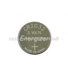 pila al litio CR2032
